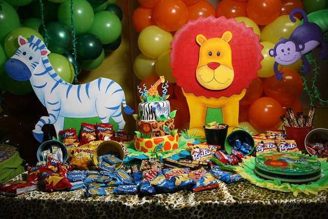 Kids Parties & Baby Showers